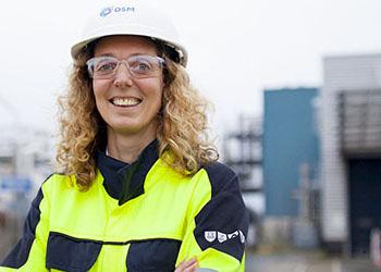 Werken in de chemie met Mirjam Verhoeff