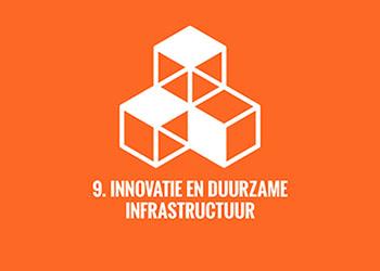 SDG 9: Nieuwe processen voor een duurzamere industrie